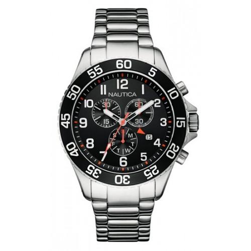 Nautica NAI17509G Heren Horloge