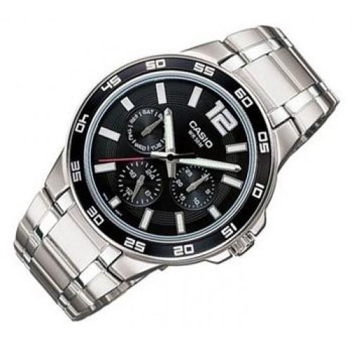 Casio Collection MTP-1300D-1AVEF Heren Horloge