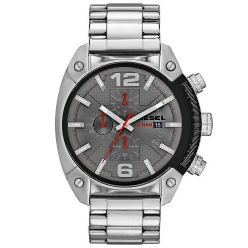 Diesel Chrono Overflow DZ4298 Heren horloge