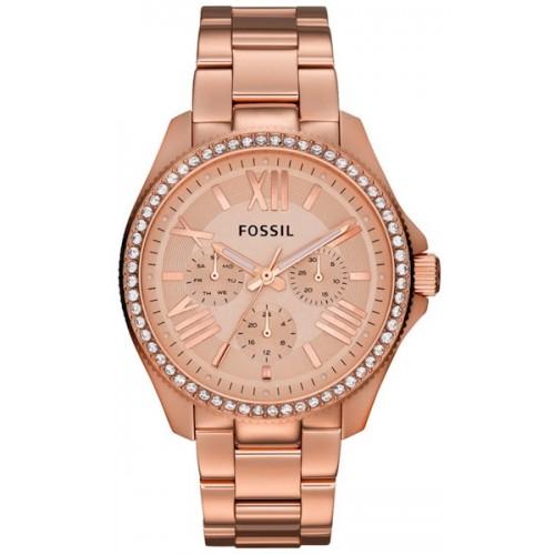 Fossil Cecile AM4483 dames horloge