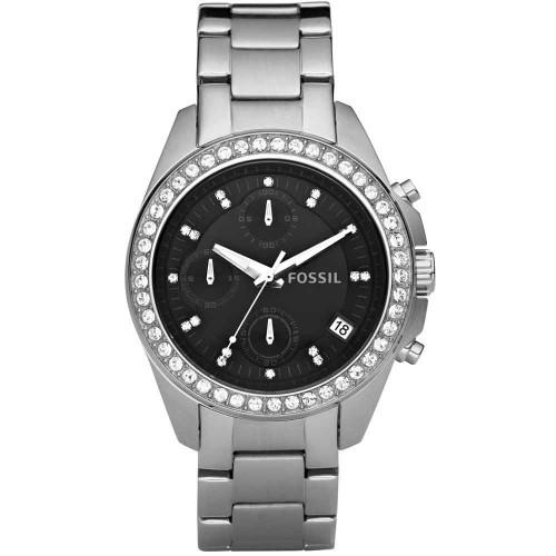 Fossil ES2682 dames horloge