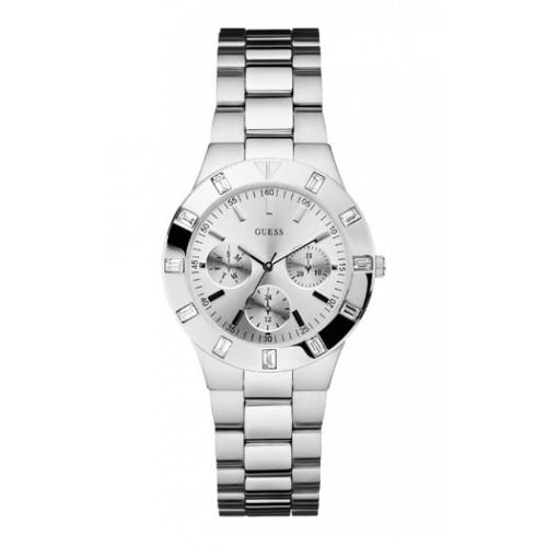 Guess Glisten W11610L1 Dames Horloge