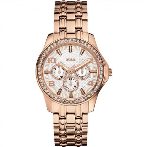 Guess Lady Exec W0147L3 dames horloge