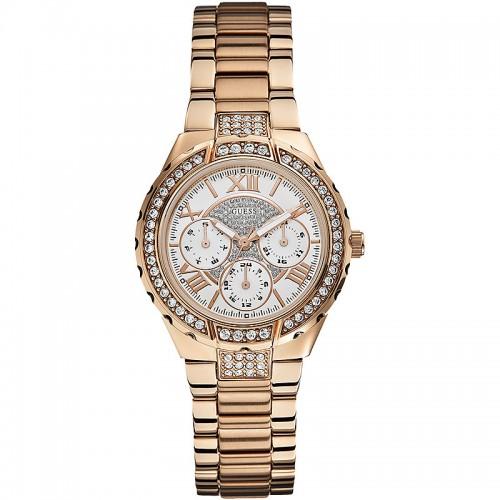 Guess Viva W0111L3 Dames Horloge