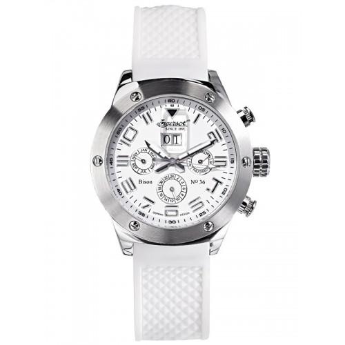 Ingersoll Bison IN1212SWH Heren Horloge
