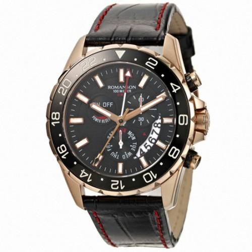 Romanson Active AL0340BM1RA36R Heren Horloge