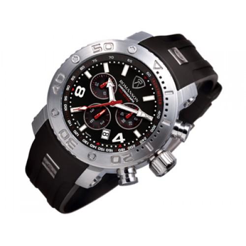 Romanson Active AL1236HM1WA32W Heren Horloge