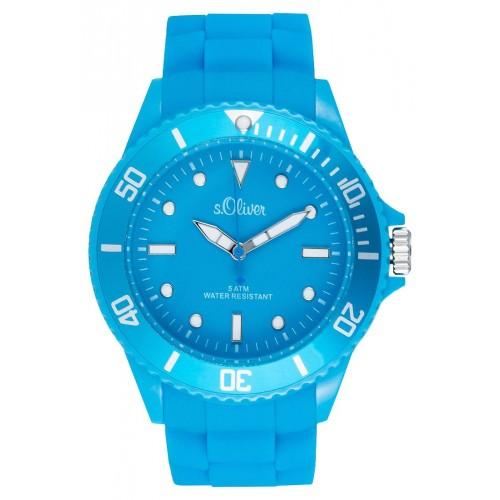 S. Oliver SO-2319-PQ Unisex horloge