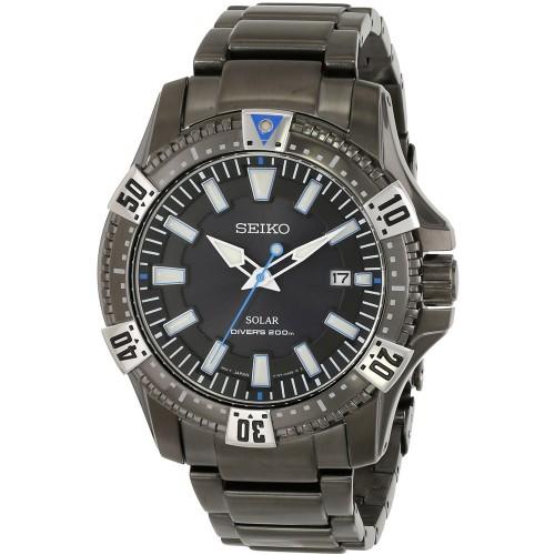 Seiko Solar Diver's SNE281P1 Heren Horloge