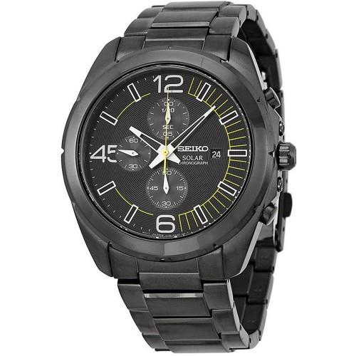 Seiko Solar SSC217P1 Heren Horloge