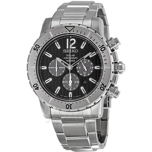 Seiko Solar Ssc223p1 Heren Horloge