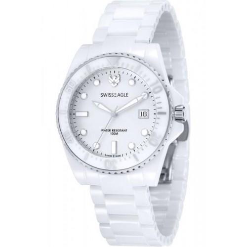 Swiss Eagle Glacier SE-9051-11 dames horloge