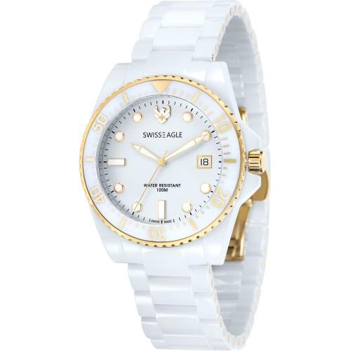 Swiss Eagle Glacier SE-9051-22 dames horloge